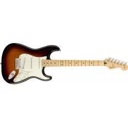 Fender player stratocaster mexique mn 3ts 3 tons sunburst